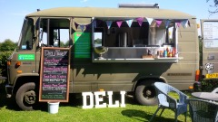Deli Truck, Street food, street food london