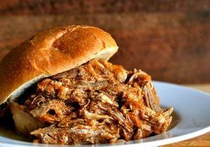Deli Truck, Street Food, Pulled Pork