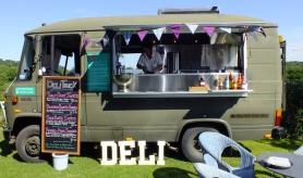 Deli Truck, street food, food truck