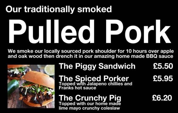 Pulled Pork, pork