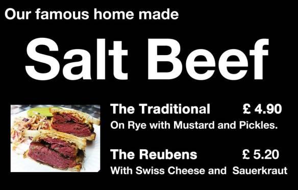 Salt Beef, Deli,