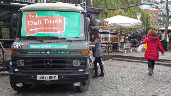 Deli Truck, CAmden Lock Market