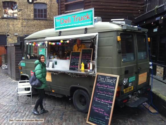 Deli Truck Camden Market