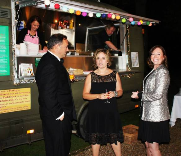 deli truck, catering, kent catering