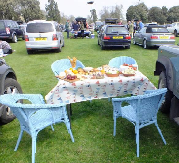 deli truck, picnic,