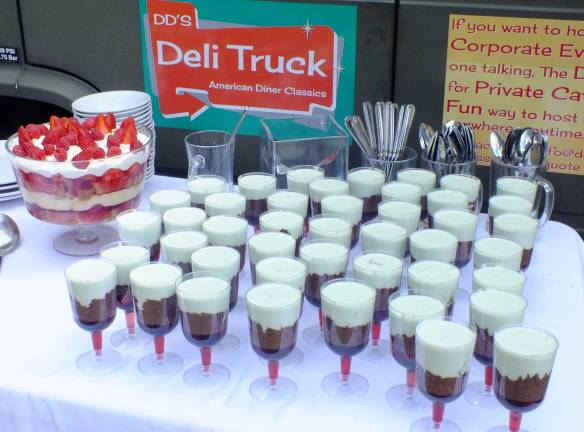 Deli Truck puddings