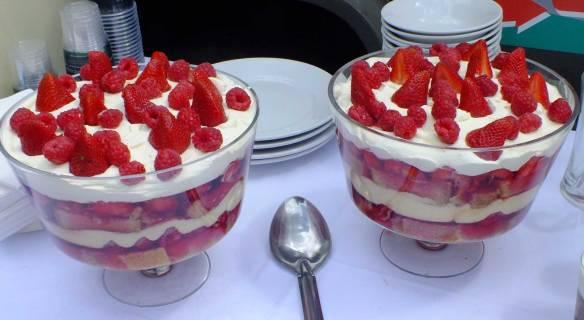 Deli Truck trifle