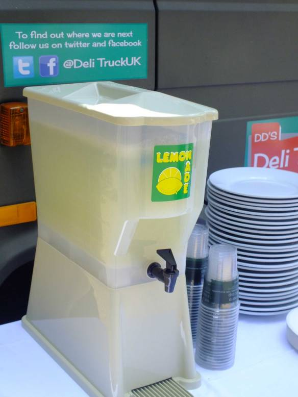 Deli Truck lemonade