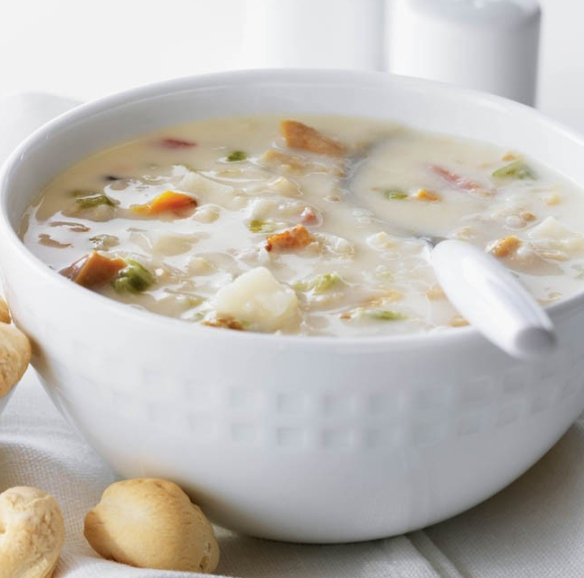 Boston Seafood chowder