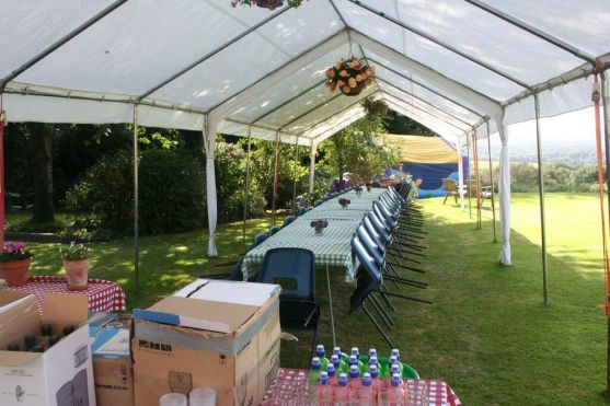 Marquee, catering, deli truck, kent