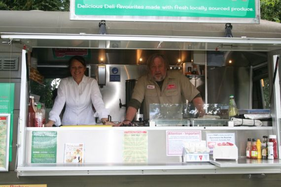 Deli Truck, catering, Kent, pulled pork,