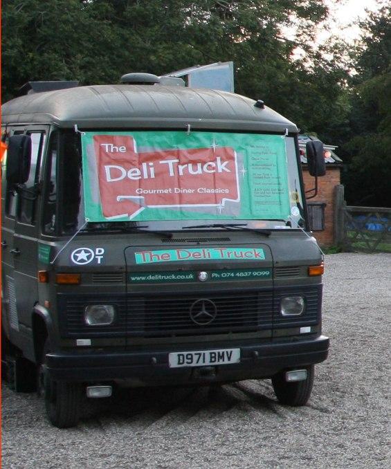 Deli Truck, catering, kent, food truck,
