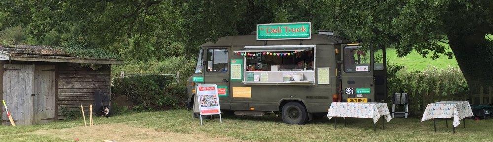 Deli Truck, catering, bbq, street food,
