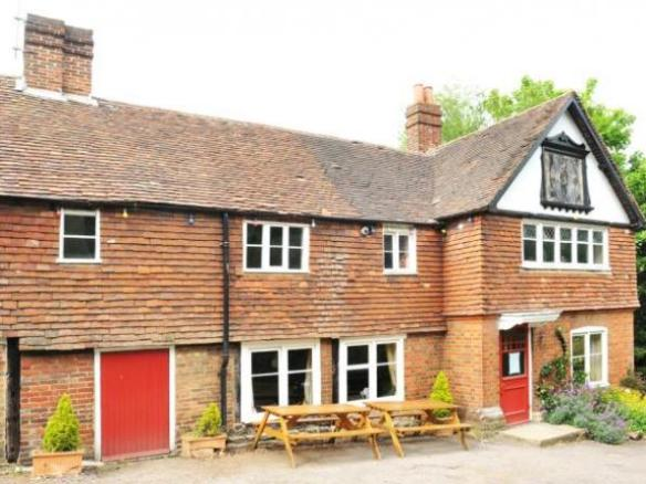 old-house-ightham-common