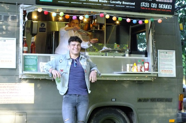 Deli Truck, DeliTruck, Food Truck, BBQ, Pulled Pork, Ribs,