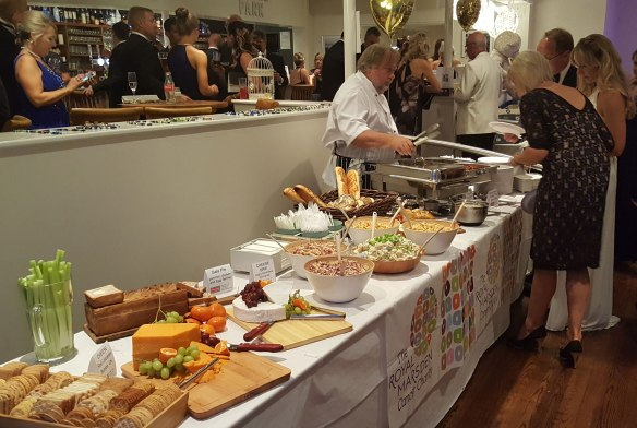 Deli Truck, charity, buffet, catering, catering in Kent, street food, food truck,