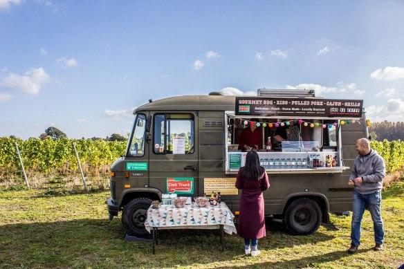 Deli Truck, kent catering, kent, street food,