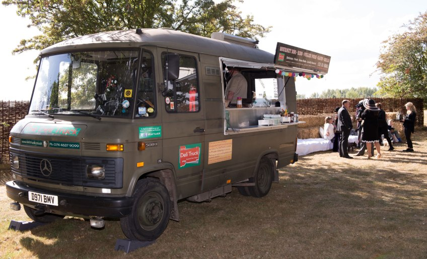 Deli Truck, catering, wedding catering, food truck, wedding,