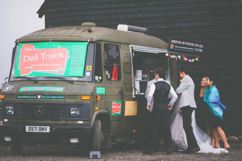Deli Truck, wedding, catering, street food, Kent