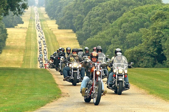 Harley Davidson, Deli Truck, Catering, Westerham Brewery,