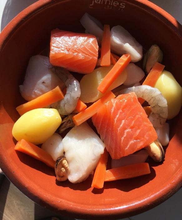 Deli Truck, seafood, fish, street food
